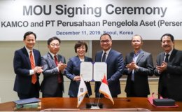 Korea, Indonesia to boost ties on NPL management