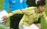 Tit-for-tat clashes stain Colombia-South Korea friendly