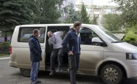 Kremlin says not evacuating Navalny 'purely medical decision'