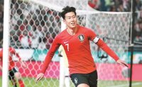 Son sets Korea on way to fine win over Colombia