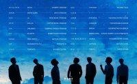 BTS unveils 2020 world tour schedule