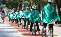 City to build more bike lanes in Green Transport Zone
