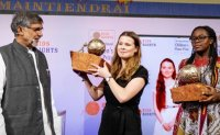 Greta Thunberg awarded international children's peace award