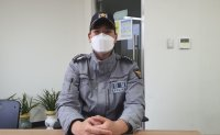 Police officer says duty involves caring for homeless