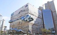 Department stores refurbish, focusing on luxury brands