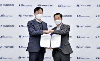 Hyundai Motor, LS ELECTRIC to jointly develop fuel cell power generators