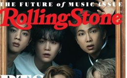 BTS becomes first all-Asian act to front Rolling Stone in magazine's history