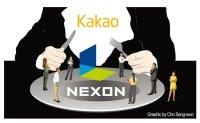 Kakao joins takeover battle of Nexon