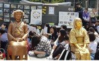 Japanese artist remembers war time sex slavery