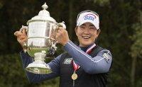 Korean golfer Kim A-lim wins US Women's Open