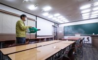 Cram schools feared to become virus hotbed
