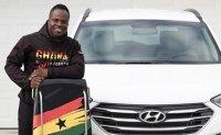 Ghanaian skeleton athlete thanks Korea's Hyundai for PyeongChang help