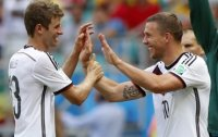 Germany hammers hapless Portugal