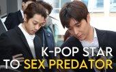 K-pop stars jailed for gang-raping women