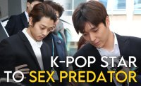 K-pop stars jailed for gang-raping women