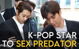 K-pop stars jailed for gang-raping women [VIDEO]