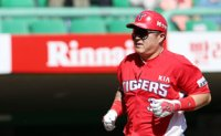 Tigers' Choi truly cleanup hitter