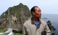 Lone Dokdo resident dies