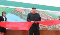 NK leader Kim Jong-un looks well