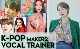 The K-POP Makers: Meet BTS, TWICE's Vocal Coach Kim Sung-eun [VIDEO]