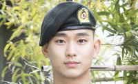 Actor Kim Soo-hyun to be discharged July 1