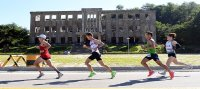 DMZ International Marathon wishes for Korea unification