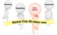 Game industry's market cap soars