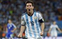 Messi's wonder goal sparks Argentina