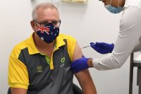 Australian PM Morrison gets COVID-19 vaccine as inoculation rollout starts