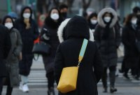 Cold wave to grip Korea Thursday