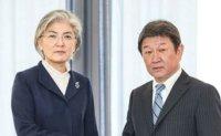 Korea-Japan ties back to turmoil