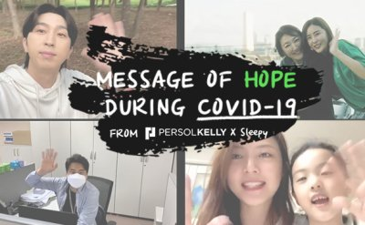 'Think differently': Rapper Sleepy teams up with HR experts to sing hope amid COVID-19 gloom