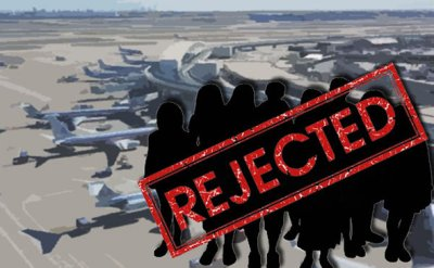 Eight foreigners denied entry for refusing to follow self-isolation rule