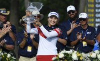 S. Korean Ryu So-yeon captures 2nd LPGA win, becomes No. 1 in women's golf