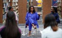 Michelle Obama memoir is next pick for Winfrey book club