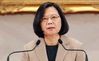 President Tsai says Taiwanese want to maintain self-rule