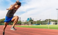 How world's fastest Singaporean stays in shape into his 40s