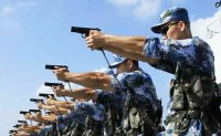 Chinese marine corps to increase 400 percent to 100,000