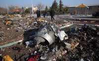 Ukrainian airplane crashes in Iran, killing at least 170