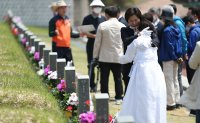 Moon calls for truth finding of massacre during Gwangju movement