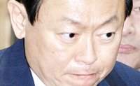 Is Lotte chairman stranded by nationalism?