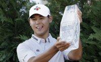 Kim Si-woo, new face of Korean golf