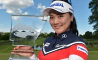 SMEs emerge as new sponsors of female golfers