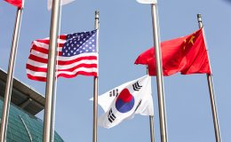 US continues pressure on Korea to stand against China