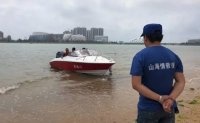 Chinese twin girls, 8, drown on day trip to beach with their mother