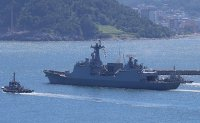 Korean troops depart for Somali waters amid speculation over Hormuz Strait mission