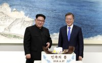 Two Koreas agree to build 'Peace Zone' on disputed sea border