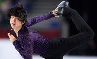 Korean figure skater Cha Jun-hwan wins bronze at Grand Prix Final