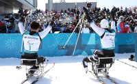 North Koreans make Winter Paralympics debut