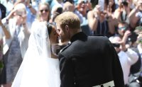 Harry and Meghan marry in emotional wedding [PHOTOS]